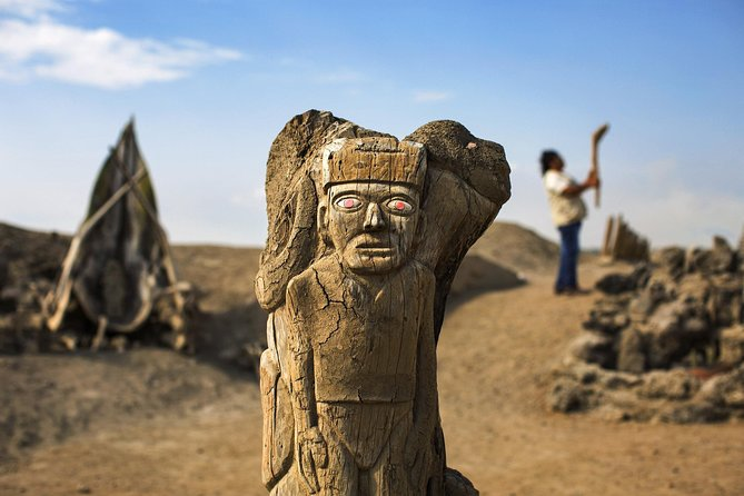 Sito archeologico di El Brujo e complesso della signora di Cao (Trujillo, Perù)
